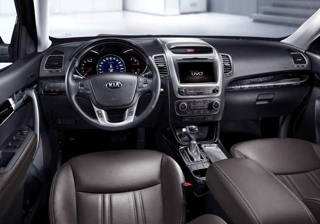 Купить Киа Соренто Нью в Ростове на Дону 🚗 цена на новый Kia Sorento New 2021 у официального дилера